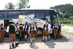 Bezirksmusikertreffen Liebenfels 2008