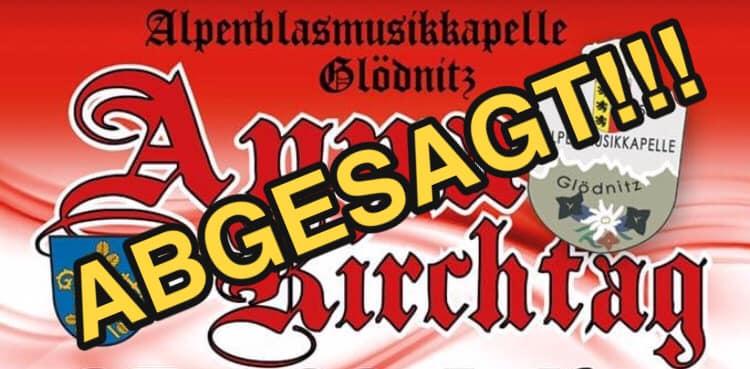 Annakirchtag ABGESAGT